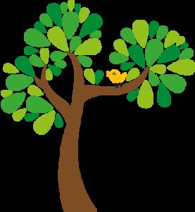 adesivo-cameretta-albero-e-canarino-6126